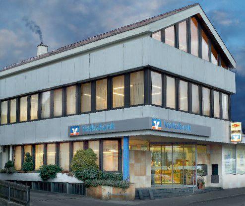 Volksbank Dettenhausen eG, Bachstr. 26, 72135 Dettenhausen